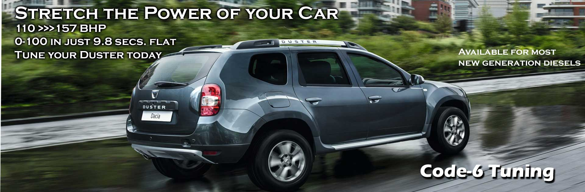 Renault Duster Tuning